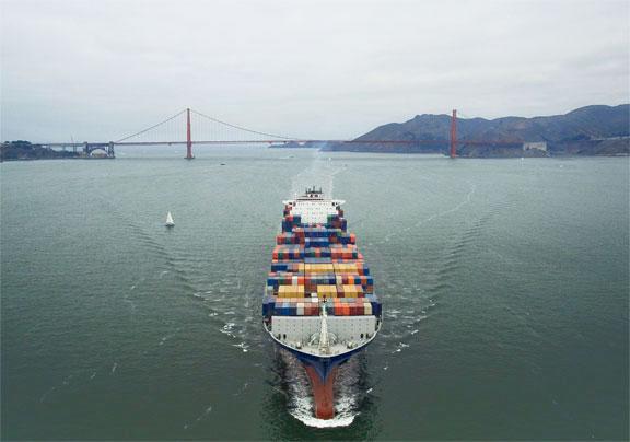 tourisme en cargo