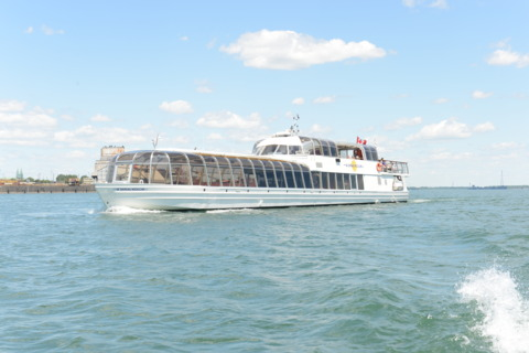 Croisière bateau mouche