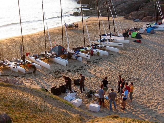 Séjourner dans le Golfe du Morbihan et profiter d'activités nautiques
